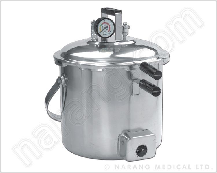 Pressure Steam Sterilizers Steam Autoclave Portable