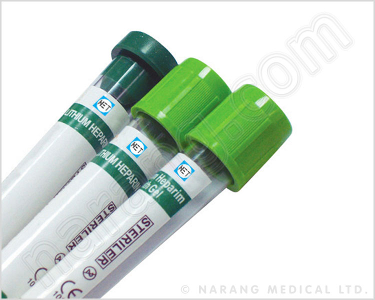 Lithium Heparin Tubes Lithium Heparin Blood Tube Lithium