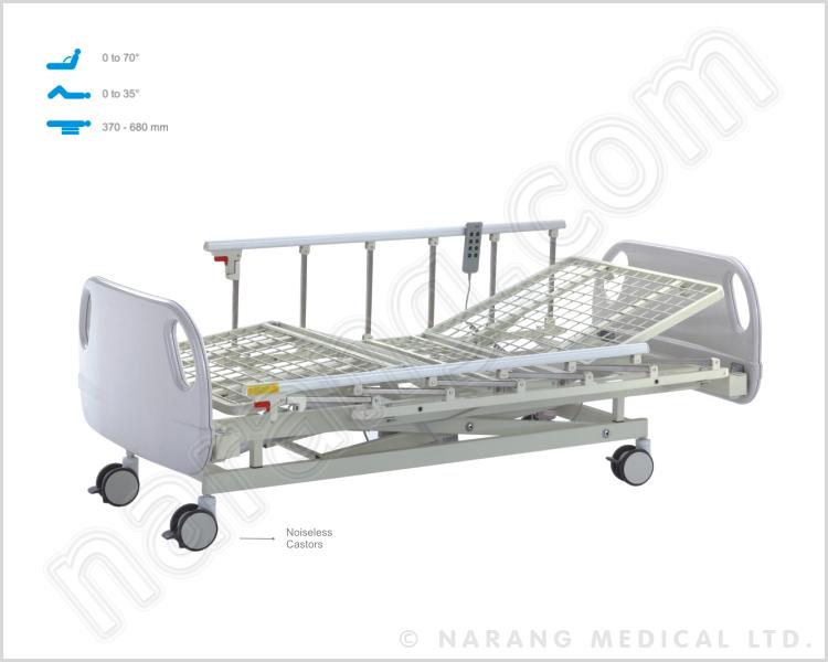 I C U Bed Electric Three Function Hf1128a