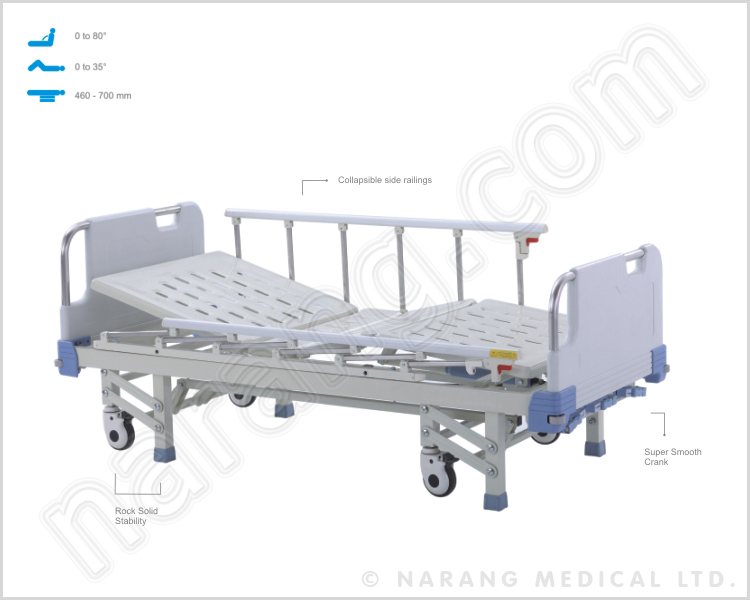 ICU Beds, Manufacturer ICU Electrical Beds, Critical Care Bed ...