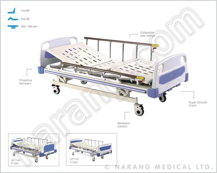 Hospital Bed Brakes
