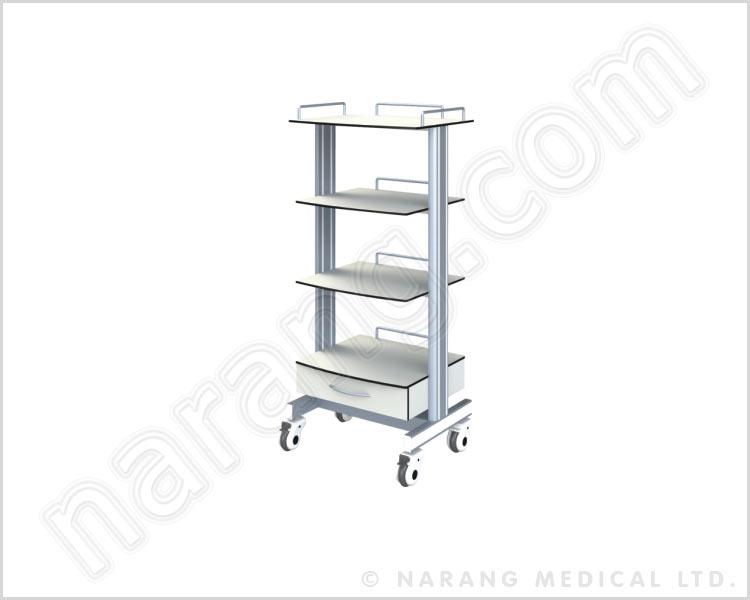 Medical Cart, Hospital Cart, Medical Trolley, Medicine