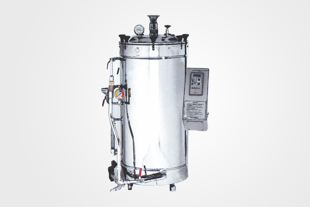 Double Wall Autoclave