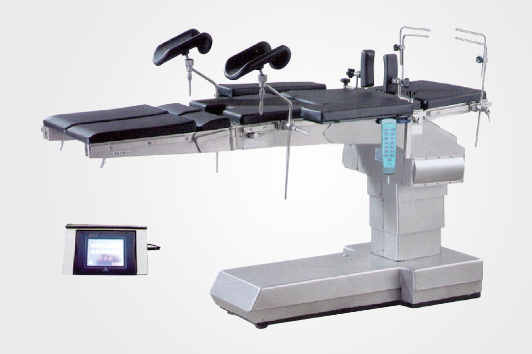 Microprocessor Controlled Operating Table