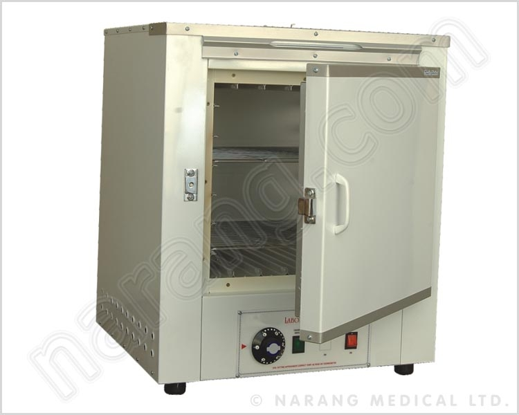 Hot Air Oven ~ Hot air oven sterilizer