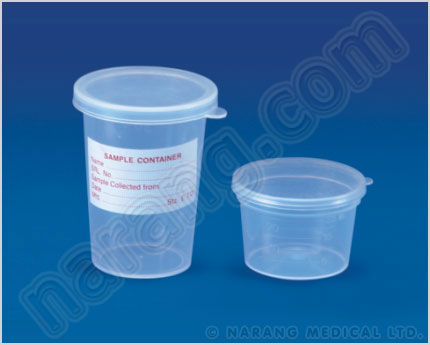 Sample Containers Plastic Sample Containers Plastic