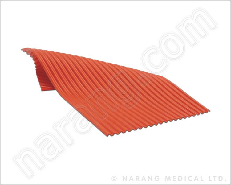 Drainage Sheet Rubber Corrugated Rubber Sheet Drainage