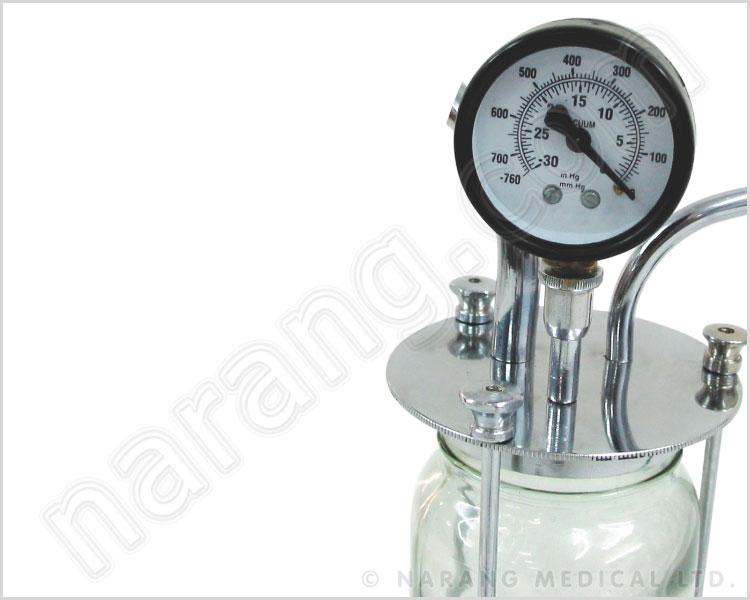 Elec Instrument Glass : Vacuum extractor set aspirator manual