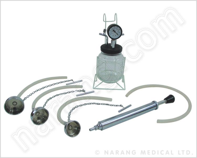 Medical Vacuum Extractor Machine ~ Vacuum extractor aspirator manual ve