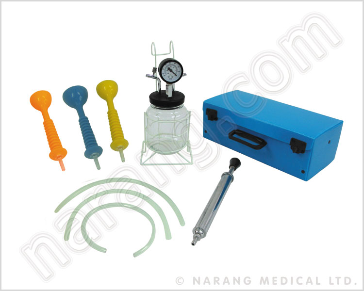 Medical Vacuum Extractor Machine ~ Vacuum extractor set aspirator manual