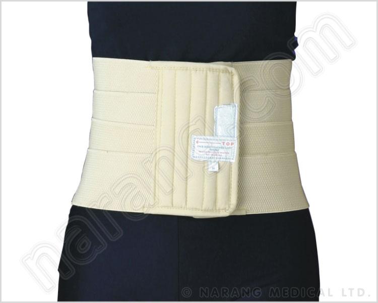 Abdominal Belts Abdominal Support Tummy Trimmer Flat