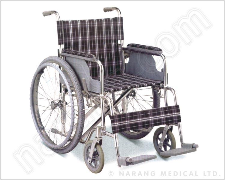 Wheelchair Aluminium Wh2114 Wheelchair Aluminium