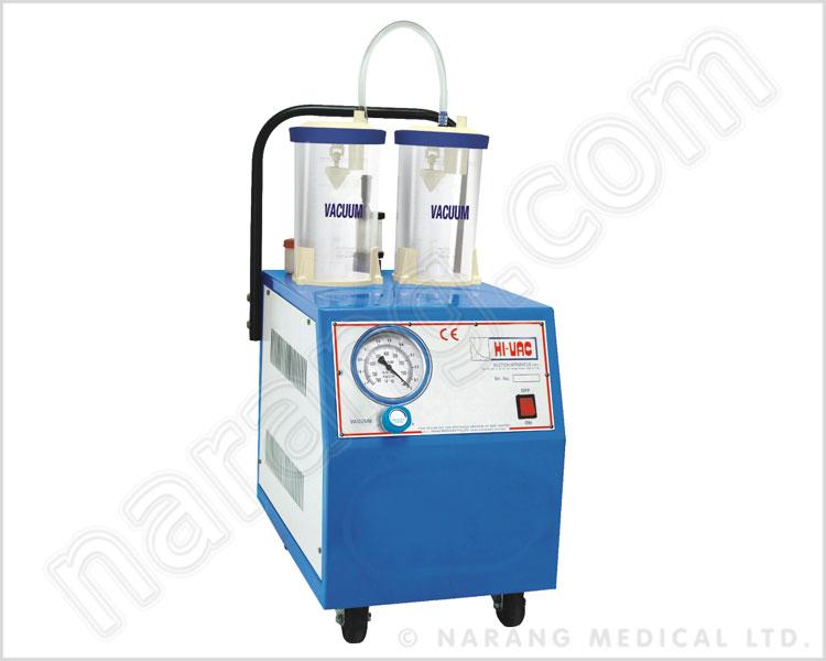 Medical Vacuum Extractor Machine ~ Suction machine high vacuum rotary vane pump medical