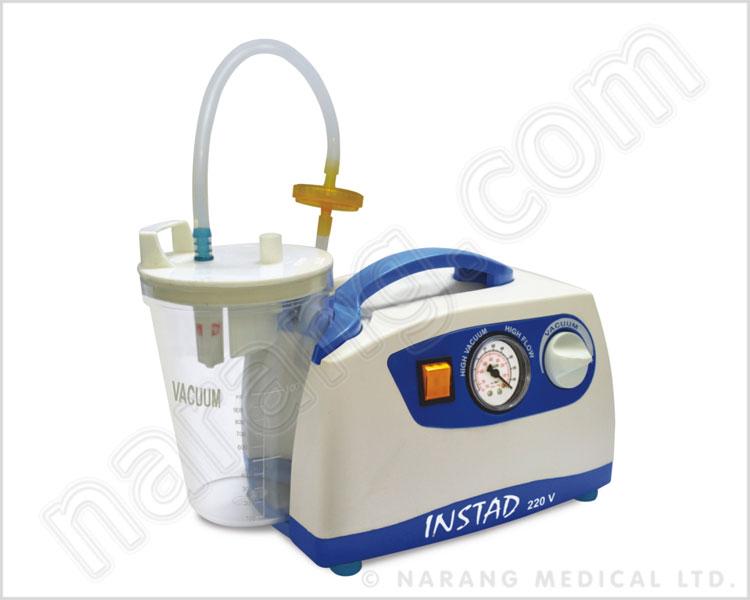 Medical Vacuum Extractor Machine ~ Portable suction units medical machines